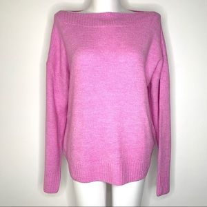 🆕Marled pink sweater